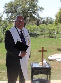 catholic wedding officiant