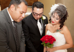 request a wedding officiant
