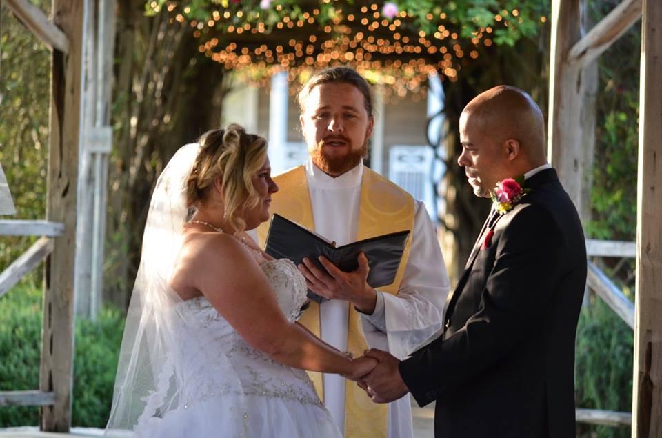 San Antonio Tx Wedding Minister Marriage Officiant Service