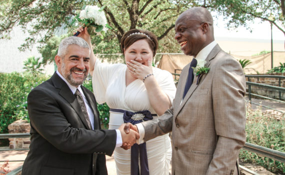 Pastor Craig Dean, Texas Wedding Ministers, San Antonio Wedding, Wedding Officiant