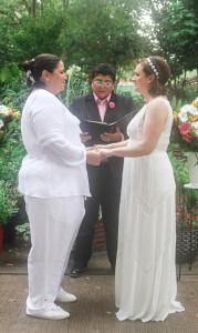 Reverend Kathy Gonzalez