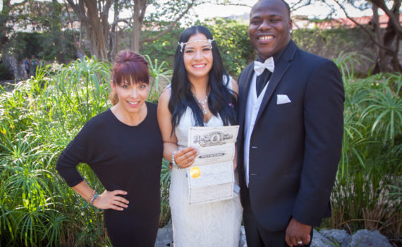 Reverend Janie Terrazas, Texas Wedding Ministers, Wedding Officiant, Wedding Minister