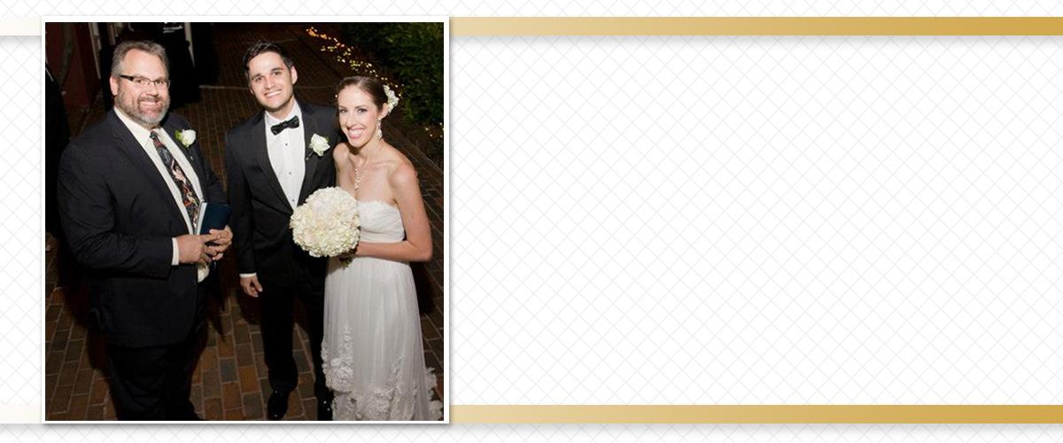 San Antonio TX Wedding Minister Minister Brian D. Gasiorowski